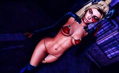 Supergirl 2249 (quinnparker18) Tags: baushausmovement exile minimal