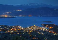 Galaxidi Night (hapulcu) Tags: galaxidi grece grecia greece griechenland griekenland görögország parnassus recko yunanistan primavera printemps spring