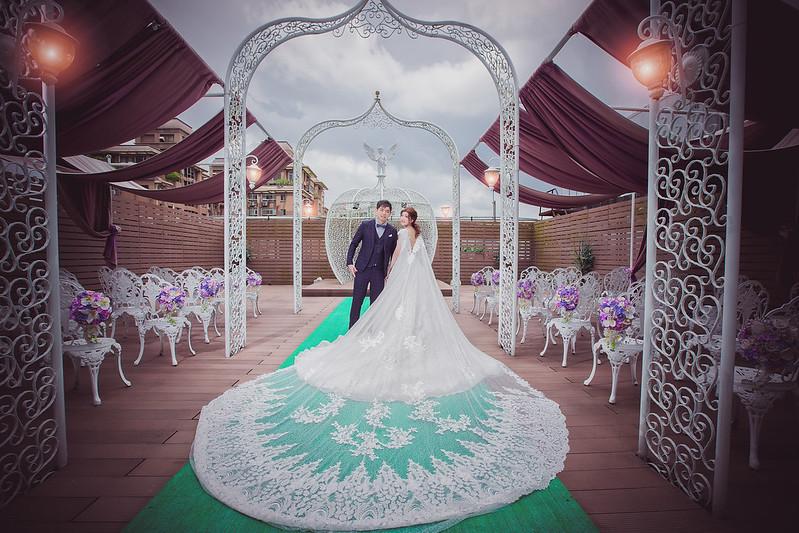 婚禮攝影 [秉新❤意瑀] 訂結之囍@板橋府中晶宴