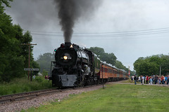 MILW261BrowntonMN6-22-19 (railohio) Tags: tcwr milw trains 062219 brownton minnesota d750 steamengine 261 excursion twincitieswestern