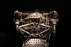 Close up of F 1 Engine 2019-07-20 SA IMG_2702 (acturpin) Tags: apollo11 f1engine