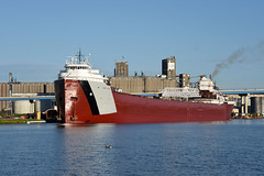 Arthur M Anderson undecorated (CN Southwell) Tags: arthur m anderson lake freighter great lakes fleet 2019