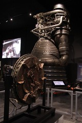 The Apollo 11 F 1 Injector Plate, complete F1 eng backgrnd 2019-07-20 SA IMG_2647 (acturpin) Tags: apollo11 f1injectorplate f1engine