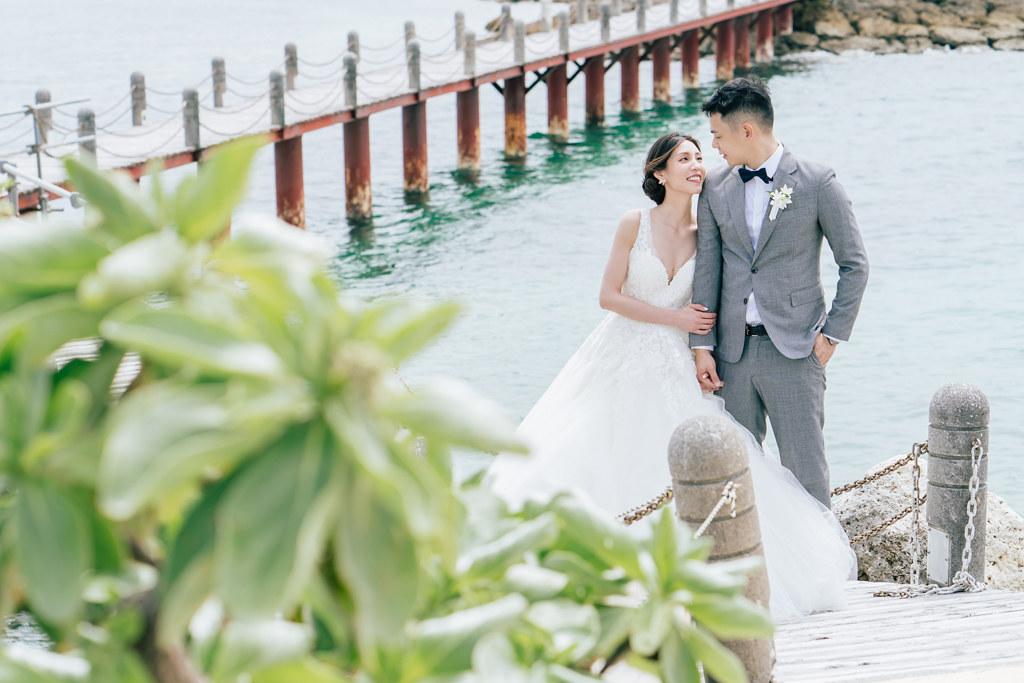 沖繩婚紗,婚攝,加冰,日本沖繩, 海外