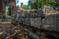 Centuries Past Angkor (shapeshift) Tags: ancient angkor angkorthom architecture asia basrelief bayon cambodia davidphamsf documentary history ruins shapeshift siemreap southeastasia stone temple travel unesco worldheritage krongsiemreap siemreapprovince autumnleaves leaves dryleaves