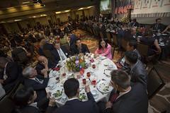 07.19 「自由民主永續之旅」總統出席主流暨僑界人士晚宴 (Taiwan Presidential Office) Tags: 中華民國 台灣 總統 蔡英文