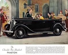 1935 Chevrolet Standard Phaeton (aldenjewell) Tags: 1935 chevrolet standard phaeton brochure