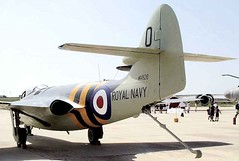 """Hawker Seahawk 12 • <a style=""""font-size:0.8em;"""" href=""""http://www.flickr.com/photos/81723459@N04/48327410946/"""" target=""""_blank"""">View on Flickr</a>"""