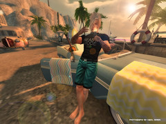 Time for a break ... (Carol`s Blog) Tags: breakout break summer outfit beach belleza catwa sun men