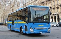 Torino, Corso Vittorio Emanuele II 14.01.2018 (The STB) Tags: trasportopubblico bus autobus autobús busse publictransport citytransport öpnv turin torino italia italy