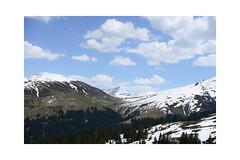 Tomorrow's hiking project (balu51) Tags: wanderung landschaft berge schnee frühling hiking landscape mountains forest snow sky clouds white blue spring graubünden surselva juni 2019 copyrightbybalu51