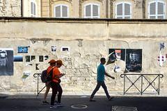Mur-au-Soleil (RS...) Tags: street wall soleil rue mur arles orangeandblue d7200 shadow sun ombre