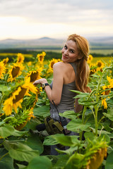 Tacticute (saromon1989) Tags: tacticute tactical tacticool tacticoolphotography smile portrait girl woman fashionphotography fashion summer sunflower sunflowers model