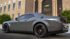 9R8C5031a (Aaron Larcombe) Tags: dodge challenger hellcat widebody destroyer grey