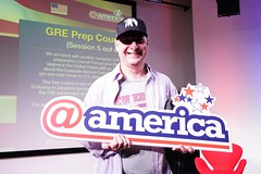 iLearn@america: GRE Prep Course (Session 5 out of 8) (@america) Tags: ilearnamerica gre prep course session 5 out 8