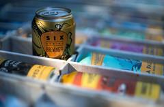 Six (OzzRod) Tags: sony a7rii supertakumar50mmf148elements beer cans bokeh dailyinjuly2019