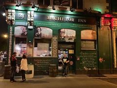 Bachelor Inn Pub - Bachelors Walk, Dublin, Ireland (firehouse.ie) Tags: street city ireland dublin streets bar pub inn downtown lounge night citylife nighttime buildings roi premises eire quays bachelorswalk bachelorinn pubs hostelries cities innercity