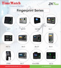 Fingerprint Series (timewatch1) Tags: are you looking for solution that full fill all your need single instant we provide one stop solutitimewatchbiometric timeattendancemachine accesscontrol securitysolution doorlock entrancegate fingerprintattendancemachine timewatchentrancecontrol