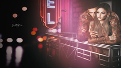 ʸᵒᵘ ᵏⁿᵒʷ ʸᵒᵘ'ʳᵉ ⁱⁿ ˡᵒᵛᵉ ʷʰᵉⁿ ʸᵒᵘ ᶜᵃⁿ'ᵗ ᶠᵃˡˡ ᵃˢˡᵉᵉᵖ ᵇᵉᶜᵃᵘˢᵉ ʳᵉᵃˡⁱᵗʸ ⁱˢ ᶠⁱⁿᵃˡˡʸ ᵇᵉᵗᵗᵉʳ ᵗʰᵃⁿ ʸᵒᵘʳ ᵈʳᵉᵃᵐˢ ... (scarlettrose.karsin) Tags: vegastattoo tattoo bodyart doux maitreya genusproject signature catwa love couple sl secondlife night