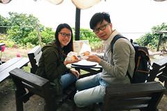 名護 Malasada 甜甜圈冰淇淋 | Okinawa, 沖繩 (段流) Tags: olympus penf