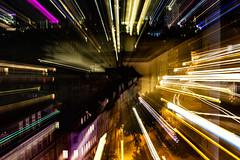 city dots exploding ~xxx (Rasande Tyskar) Tags: city hamburg dots data explosion art digital zoom out stadt exploding shrapnels shrapnelle zerissen fragementiert rippes apart fragmented licht light nightshot nachtaufnahme nacht night darkness experimental
