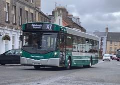 East Coast Buses 10064 SF17 VMO (20/07/2019) (CYule Buses) Tags: 10064 eastcoastbuses sf17vmo servicex7 transportforedinburgh wrighteclipse3 volvobus