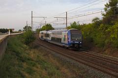 Z 23500 vers une nouvelle vie (railmax07) Tags: train ferroviaire ter paca z23500 opmv valence valenton tain stpierredescorps plm