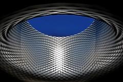 Messe Basel New Hall 5 (RobertLx) Tags: messebasel circle basel switzerland europe modern contemporary architecture building city travel 64 messeplatz circular geometric symmetry opening herzogdemeuron