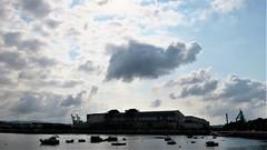 Se cubre (eitb.eus) Tags: eitbcom 30487 g1 tiemponaturaleza tiempon2019 paisajes bizkaia portugalete juantxuaberasturi