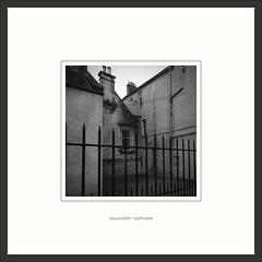 Callander - Scotland (Peter de Bock (exploring)) Tags: callander scotland schotland uk bw black white shift tilt