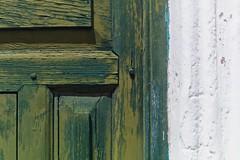 Textures (•Nicolas•) Tags: canaryislands holidays lanzarote m9 nicolasthomas spain texture color detail green white wall door