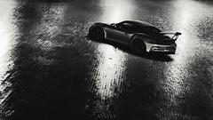 Porsche 911 GT3 RS (at1503) Tags: stone light night patterns car supercar porsche 911gt3rs porsche911 porsche911gt3rs germancar london uk england bw blackandwhite gtsport granturismo granturismosport motorsport racing game gaming ps4