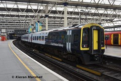 159001+159003 at Waterloo, 23/6/19 (hurricanemk1c) Tags: railways railway train trains swr southwesternrailway brel britishrailengineeringlimited expresssprinter br britishrail class159 159001 london waterloo