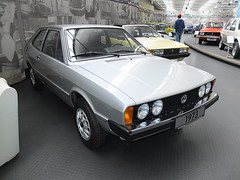 VW Scirocco Mk1a LS 1973 (Zappadong) Tags: auto classic car automobile voiture coche classics oldtimer oldie carshow youngtimer automobil oldtimertreffen zappadong museum vw volkswagen 1 ls 1973 wolfsburg scirocco 2019 mk1a