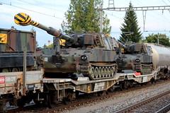 19_07_17 RegionBern (18) (chrchr_75) Tags: christoph hurni schweiz suisse switzerland svizzera suissa swiss chrchr chrchr75 chrigu chriguhurni chriguhurnibluemailch juli 2019 albumzzz201907juli panzer armure armatura 鎧 tank militär schweizer armee landesverteidigung