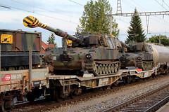 19_07_17 RegionBern (17) (chrchr_75) Tags: christoph hurni schweiz suisse switzerland svizzera suissa swiss chrchr chrchr75 chrigu chriguhurni chriguhurnibluemailch juli 2019 albumzzz201907juli panzer armure armatura 鎧 tank militär schweizer armee landesverteidigung