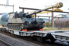 19_07_17 RegionBern (9) (chrchr_75) Tags: christoph hurni schweiz suisse switzerland svizzera suissa swiss chrchr chrchr75 chrigu chriguhurni chriguhurnibluemailch juli 2019 albumzzz201907juli panzer armure armatura 鎧 tank militär schweizer armee landesverteidigung