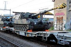 19_07_17 RegionBern (5) (chrchr_75) Tags: christoph hurni schweiz suisse switzerland svizzera suissa swiss chrchr chrchr75 chrigu chriguhurni chriguhurnibluemailch juli 2019 albumzzz201907juli panzer armure armatura 鎧 tank militär schweizer armee landesverteidigung