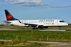 C-FEJL (Air Canada EXPRESS - Sky Regional) (Steelhead 2010) Tags: aircanada aircanadaexpress embraer emb175 yyz creg cfejl