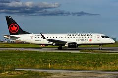 C-FEJF (Air Canada EXPRESS - Sky Regional) (Steelhead 2010) Tags: aircanada aircanadaexpress embraer emb175 yyz creg cfejf