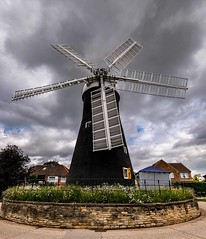 Holgate Windmill, June 2019 - 06