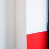 RedTouch.jpg (Klaus Ressmann) Tags: klaus ressmann omd em1 abstract color fparis france lemarais spring design flcstrart minimal red squareformat streetart klausressmann omdem1