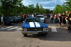 IMG_0776 (felix200SX) Tags: vantaa suomi finland cruising classic american car outside summer july 2019 canon sigma24mmf14dghsmart