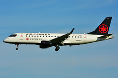 C-FEJB (Air Canada EXPRESS - Sky Regional) (Steelhead 2010) Tags: aircanada aircanadaexpress embraer emb175 yyz creg