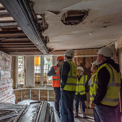 200/365 Hard Hat Tour... (belincs) Tags: oneaday heritagelincolnshire hardhattour renovation theoldkingshead july 365 kirton 2019 uk lincolnshire 365the2019edition 3652019 day200365 19jul19
