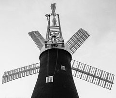 Holgate Windmill, June 2019 - 03