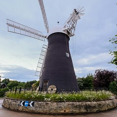Holgate Windmill, June 2019 - 02