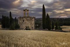 Ermita de la Piedad (H.M.MURDOCK) Tags: madrid ermita paisaje trigal nikon d610