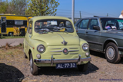 1964 Fiat 600D - AL-77-32 (Oldtimers en Fotografie) Tags: 1964fiat600d al7732 1964 fiat 600d fiat600d italiancar italiancars italianclassics italianclassic classiccar classiccars klassiekers klassieker oldtimer oldtimers oldcars oldcar voiture voitures automobiles automobile carshow carevent oldtimerevenement oldtimertreffen klassiekerdrachten2019 klassiekerdrachten showpaddock2019 showpaddock fransverschuren fotograaffransverschuren photographerfransverschuren oldtimersfotografie car vehicle