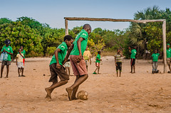 Football (Reaz Ahtai) Tags: people playful play school small summer childhood children cheerful childrensday travel together